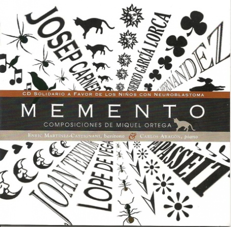 MEMENTO CD SOLIDARIO